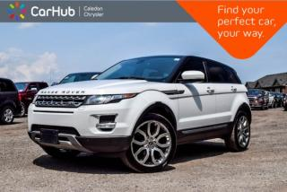 Used 2013 Land Rover Evoque Pure Premium|AWD|Navi|Pano Sunroof|Backup Cam|Bluetooth|19