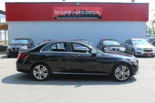 Used 2015 Mercedes-Benz C-Class for sale in Surrey, BC