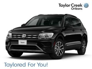 New 2018 Volkswagen Tiguan Comfortline 2.0T 8sp at w/Tip 4MOTION (2) for sale in Orleans, ON