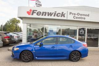 Used 2015 Subaru WRX 4Dr 6sp for sale in Sarnia, ON