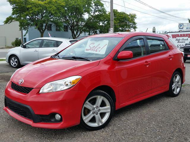 Used 2011 Toyota Matrix S For Sale In Cambridge Ontario Carpages