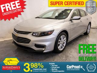 Used 2017 Chevrolet Malibu for sale in Dartmouth, NS
