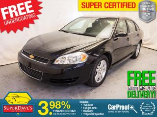 Used 2011 Chevrolet Impala for sale in Dartmouth, NS