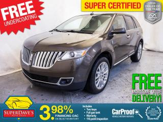 Used 2011 Lincoln MKX for sale in Dartmouth, NS