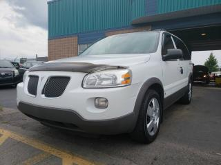 Used 2009 Pontiac Montana PONTIAC MONTANA SV6 for sale in St-Eustache, QC