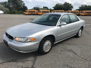 Used 2002 Buick Century CUSTOM for sale in Mississauga, ON