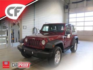 Used 2010 Jeep Wrangler Islander/mountain for sale in Lévis, QC