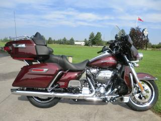 New 2018 Harley-Davidson Electra Glide FLHTK Ultra Limited for sale in Blenheim, ON