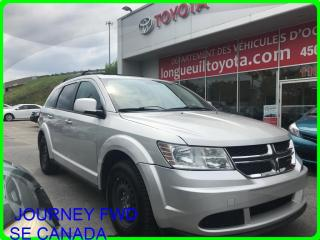 Used 2012 Dodge Journey FWD SE VALUE 20 for sale in Longueuil, QC
