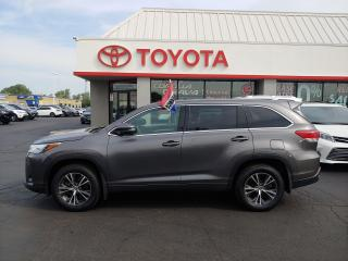 Used 2017 Toyota Highlander LE for sale in Cambridge, ON