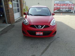 Used 2016 Nissan Micra SV for sale in Scarborough, ON