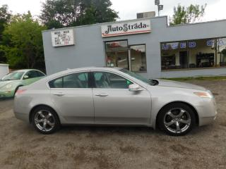 Used 2009 Acura TL w/Nav Pkg for sale in London, ON