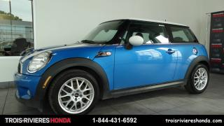 Used 2010 MINI Cooper S COUPE for sale in Trois-Rivières, QC