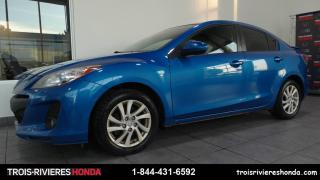 Used 2012 Mazda MAZDA3 GS mags bas kilométrage for sale in Trois-rivieres, QC