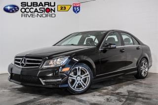 Used 2014 Mercedes-Benz C-Class C300 AWD for sale in Boisbriand, QC