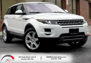Used 2014 Land Rover Range Rover Evoque Pure Plus|Navigation|Backup Camera|Skyview Roof| for sale in North York, ON