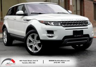 Used 2014 Land Rover Range Rover Evoque Pure Plus|Navigation|Backup Camera|Skyview Roof| for sale in Toronto, ON