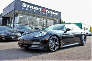 Used 2012 Porsche Panamera Accident Free | Sunroof | Backup Cam | Nav for sale in Markham, ON