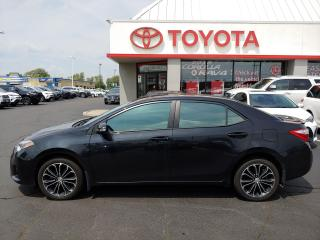 Used 2015 Toyota Corolla S for sale in Cambridge, ON