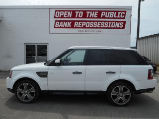 Used 2011 Land Rover Range Rover SuperCharged for sale in Etobicoke, ON
