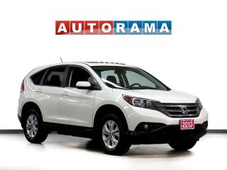 Used 2013 Honda CR-V EX SUNROOF BACKUP CAMERA 4WD for sale in North York, ON
