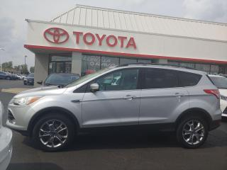 Used 2013 Ford Escape SEL LEATHER ROOF NAV AWD for sale in Cambridge, ON