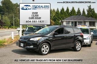 Used 2013 Ford Escape SE EcoBoost, Navigation, 4WD, Bluetooth, Loaded! for sale in Surrey, BC