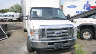 Used 2011 Ford E350 16 ft gas low k rear ramp for sale in North York, ON