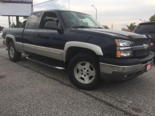 Used 2005 Chevrolet Silverado 1500 Ext Cab WB for sale in Woodbridge, ON