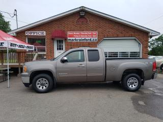 Used 2012 GMC Sierra 1500 SL NEVADA EDITION V8 4x4 for sale in Bowmanville, ON