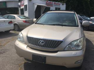 Used 2004 Lexus RX 330 RX330/Safety And E Test is Included The Price for sale in Scarborough, ON