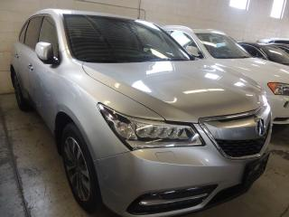 Used 2014 Acura MDX NAVI, BACK UP CAMERA, ALLOYS for sale in Mississauga, ON