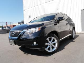 Used 2011 Lexus RX 350 ULTRA 1 FULL LEXUS SERVICE CLEAN CARPROOF for sale in Toronto, ON