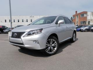 Used 2013 Lexus RX 350 NAV CAMERA GORGEOUS FULL SERVICE LEXUS CANADA for sale in Toronto, ON
