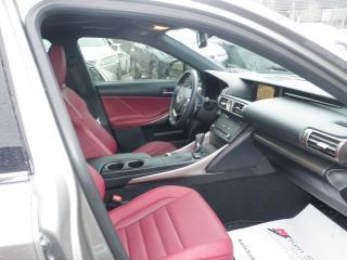 Used 2015 Lexus IS 350 F SPORT AWD LEXUS WARRANTY for sale in Toronto, ON