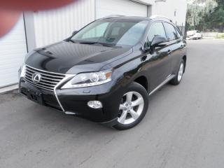 Used 2015 Lexus RX 350 CALL TO HOLD LEXUS WAR INC CLEAN CP PREMUIM for sale in Toronto, ON