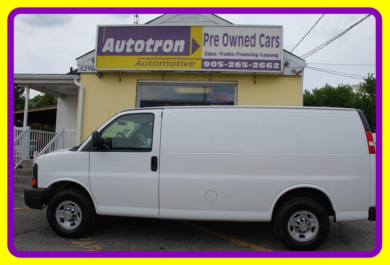 2013 Chevrolet Express 2500 3/4 Ton Cargo Van, A/C