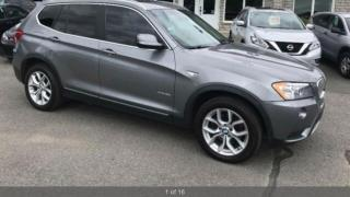 Used 2012 BMW X3 28i for sale in York, ON