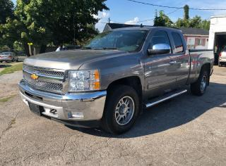 Used 2012 Chevrolet Silverado 1500 LT/4x4/Needs Engine/Selling AS IS for sale in Scarborough, ON