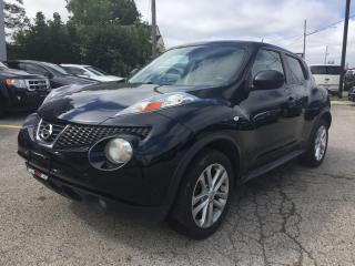 Used 2012 Nissan Juke SL * Leather * NAV * Rear CAM * Heated Seats * Moonroof for sale in London, ON