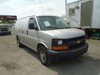 Used 2010 Chevrolet Express 2500 Standard for sale in Mississauga, ON