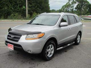 Used 2009 Hyundai Santa Fe GLS AWD for sale in Brockville, ON