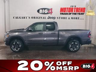 New 2019 RAM 1500 Rebel for sale in Calgary, AB