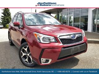 Used 2016 Subaru Forester 2.0XT Limited Package | Accident-Free! for sale in Surrey, BC