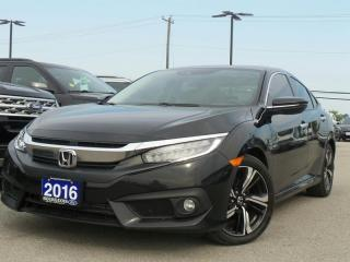 Used 2016 Honda Civic Touring for sale in Midland, ON