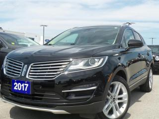 Used 2017 Lincoln MKC MKC RESERVE 2.3L for sale in Midland, ON