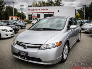 Used 2007 Honda Civic EX for sale in Port Moody, BC