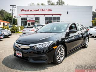 Used 2016 Honda Civic LX , Factory Warrenty Until 2023 for sale in Port Moody, BC