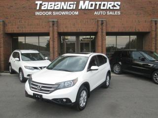 Used 2014 Honda CR-V EX | AWD | NO ACCIDENTS | ALLOYS | SUNROOF for sale in Mississauga, ON