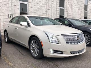 Used 2014 Cadillac XTS Premium  AWD Driver Aware Pkg Nav Roof for sale in Thornhill, ON